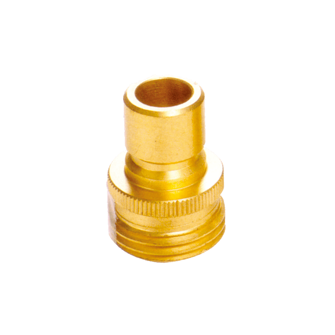 Brass Quick Title Connector -(No.CY-301-2)