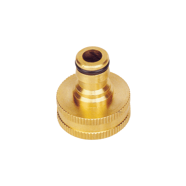 "1"" Female Brass Tap Adapter -(No.Y-307)"