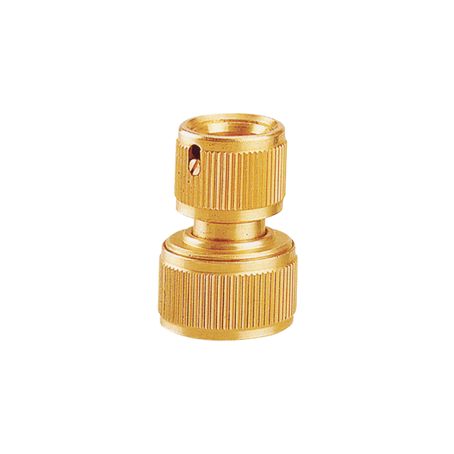 "¾"" Brass Hose Connector -(No.Y-721)"