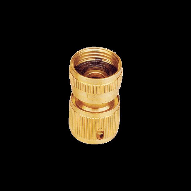 """¾"""" Female Brass Hose Connector -(No.Y-725)"""