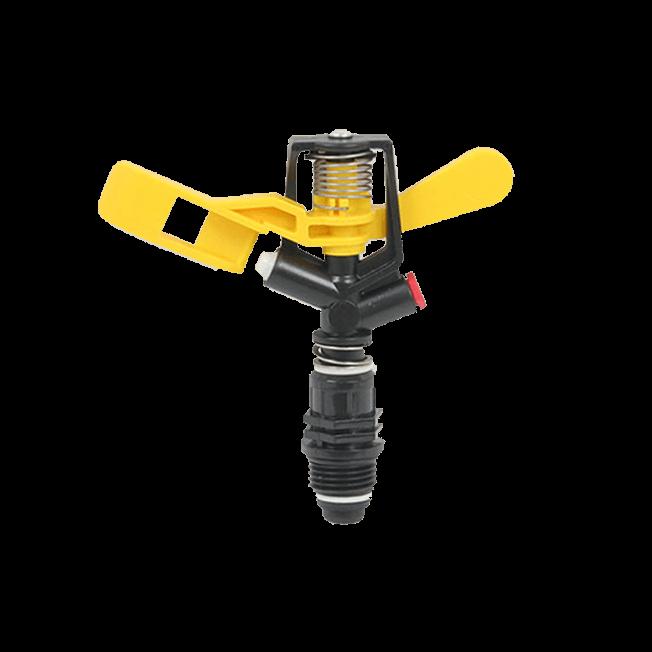 """1/2"""" Plastic impulse sprinkler -(No.A-427)"""