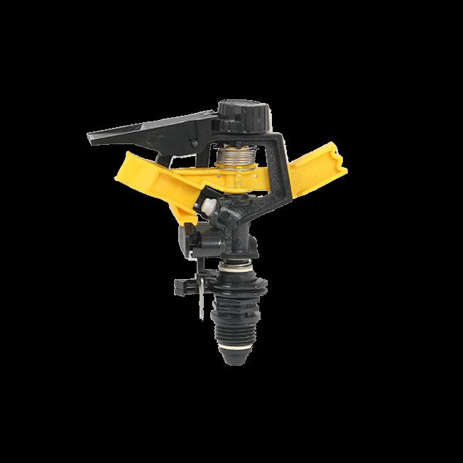 """1/2"""" Plastic impulse sprinkler -(No.A-428)"""