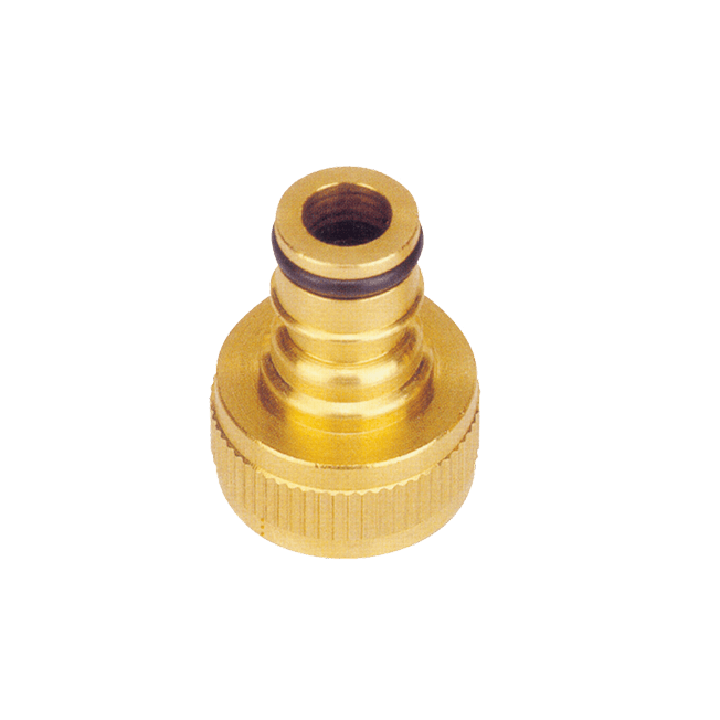 "¾"" Female Brass Tap Adapter -(No.A-305)"
