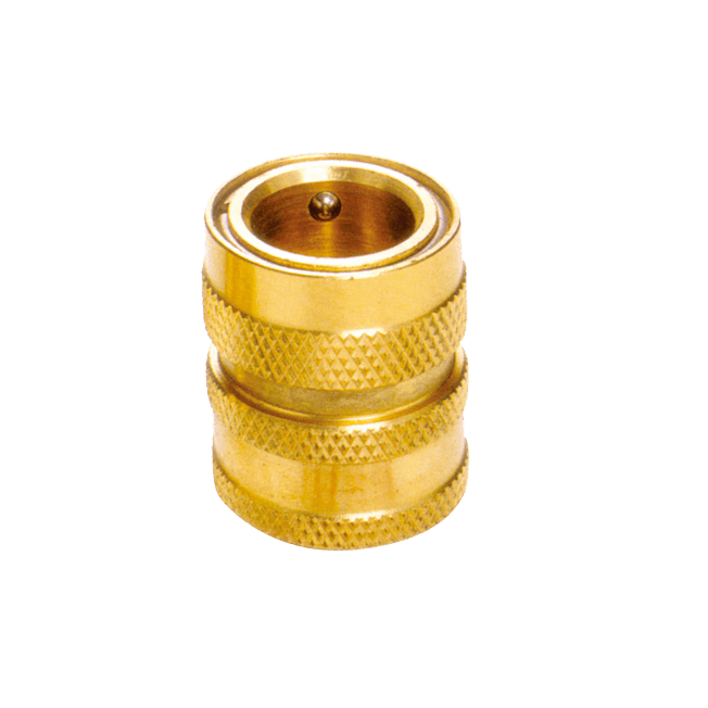Brass Quick Title Connector -(No.CY-301-1)