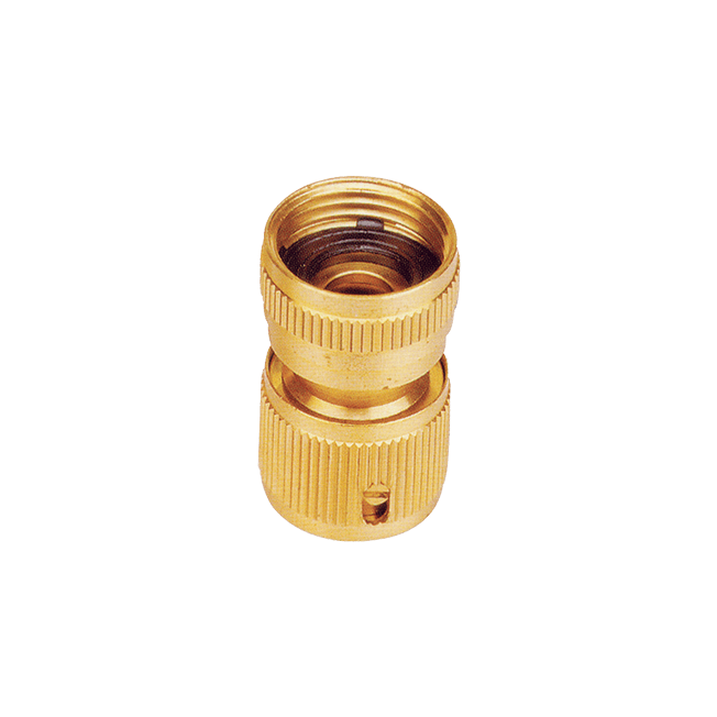 "¾"" Female Brass Hose Connector -(No.Y-725)"