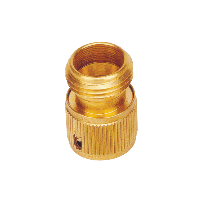 "¾"" Male Brass Hose Connector -(No.Y-726)"